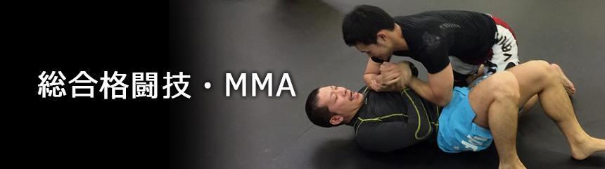 総合格闘技・MMAコース